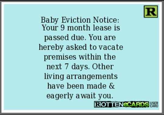 The 25+ best Baby eviction notice ideas on Pinterest 2nd child - eviction notice