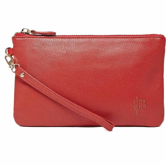 desiary.de - Mighty Purse Handbag Butler Leder, rot