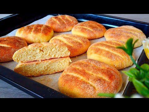 أضيفي للعجين هدا المكمون للي هو سر بنة هاد الخبز الصباحي العجيب لذة وخفة لا تضاهى خبز بالسميد Youtube Hot Dog Buns Food Dog Bun