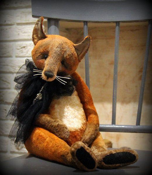 Fox By Anna Rudenko Katzen Tiere Und Hunde