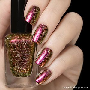 F.U.N. Lacquer- Love 2015- Unconditional Love (H)