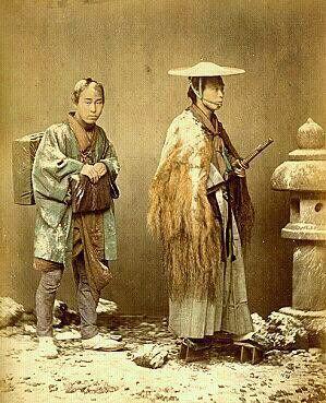 histoire d'arts martiaux le SAMOURAI et maître d'arme du shogun yagyu munenori et le visiteur