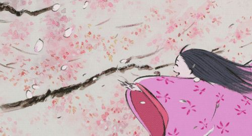 "hooray-anime: "" The Tale of the Princess Kaguya - Directed by Isao Takahata """