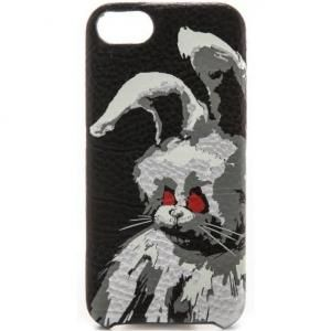 30% off McQ by Alexander McQueen - iPhone 5 / 5S Case Angry Bunny - $77.00