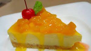 Resultado de imagen para cheesecake de mandarina