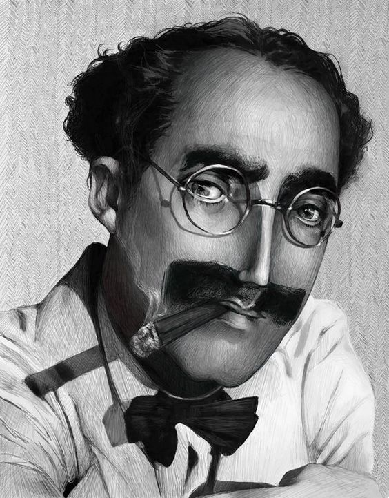 Groucho Marx | Antonio Lorente: