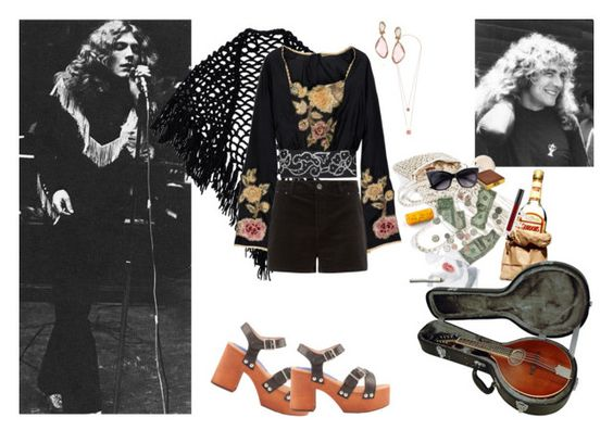 """Hey, Hey what can I do // Happy Birthday Robert Plant!"" by queenofthenineteen-seventies ❤ liked on Polyvore featuring moda, PLANT, Peachoo + Krejberg, One Vintage, LIST, injury, Merona, LOTTA, Jeffrey Campbell y Mineral Essence"