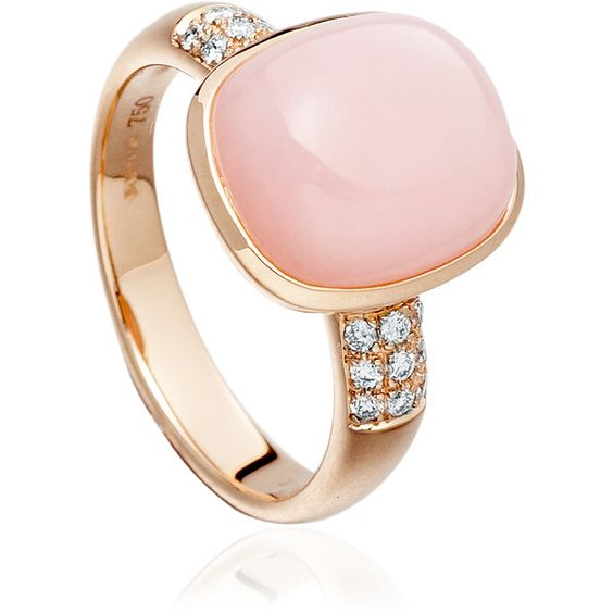 Astley Clarke Couture Opal Perla Ring: Opal Rings, Rings Jewelry, Couture Opal, Clarke Opal, Clarke Couture, Rose Gold Rings