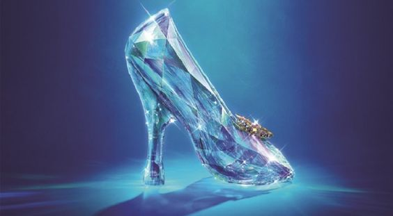 Disney-Cinderella-glass-slipper