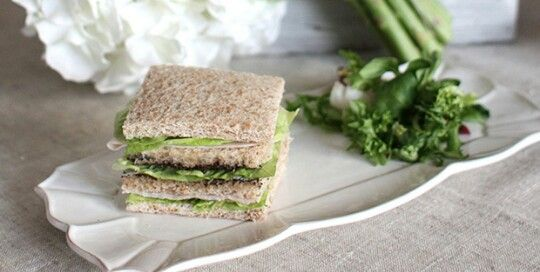 Snack integral y vegetal