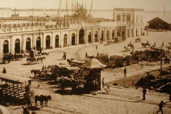 Fotos antigas de Porto Alegre