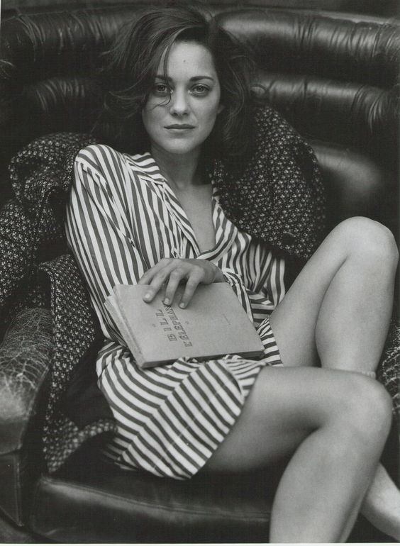 Marion Cotillard - Vanity Fair Italia by Bruce Weber, September 2010 #BIKYNI