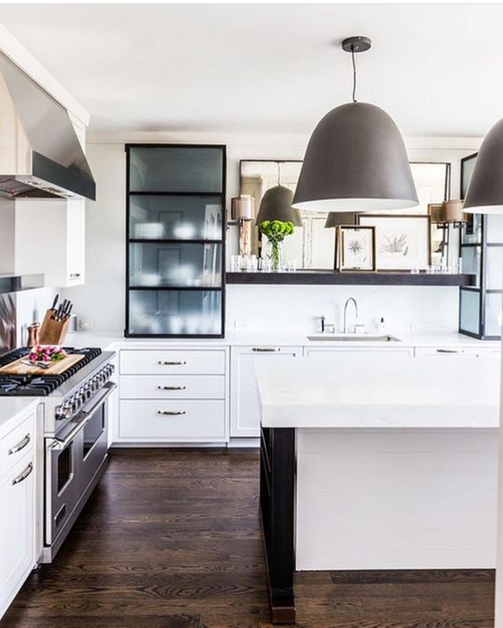 This Kitchen Though Who Would Think It S From Ikea Kitchen Renovation Kitchen Remodel Beautiful Kitchen Designs