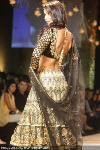 By Vikram Phadnis Lehenga Choli Indian Shaadi Bridal Fashion Style Desi Designer Blouse Wedding Fashion Bollywood Fashion Indian Outfits