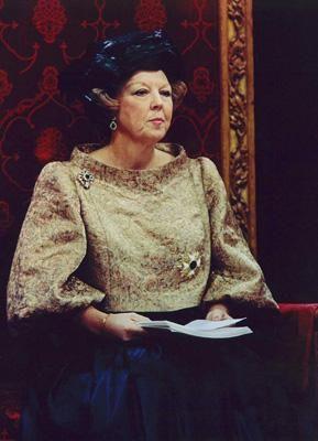 Troonrede 1993: Koningin Beatrix