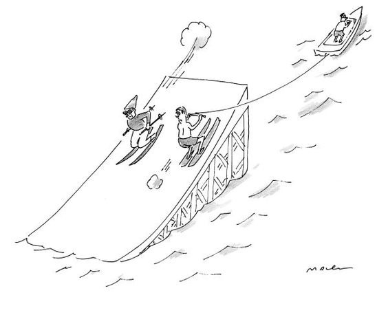 Cartoons and Daily Humor: The New Yorker