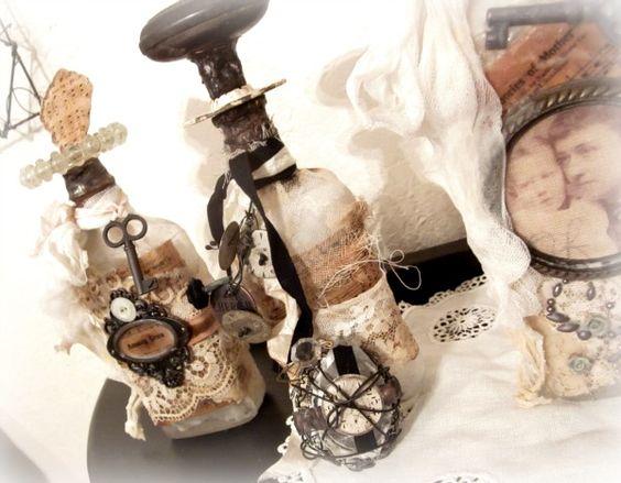 altered bottles | Altered Bottle Class