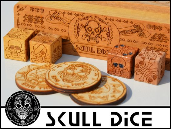 On 11 May, the start of a new project SKULL DICE on kickstarter.com Details here https://www.facebook.com/skullanddice #design #dice #kickstarter #skull #skulldice #apriltlt #mheroes