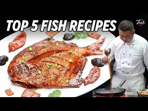 Super Tasty Top 5 Fish Recipes From Master Chef John Youtube In 2020 Fish Recipes Recipes Cooking Measurements