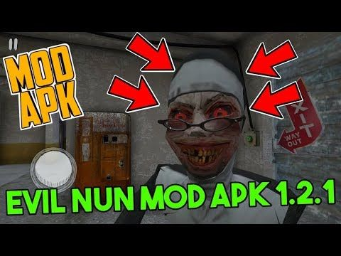 Evil Nun MOD APK 1 2 3 - YouTube | MOD Games in 2019 | New