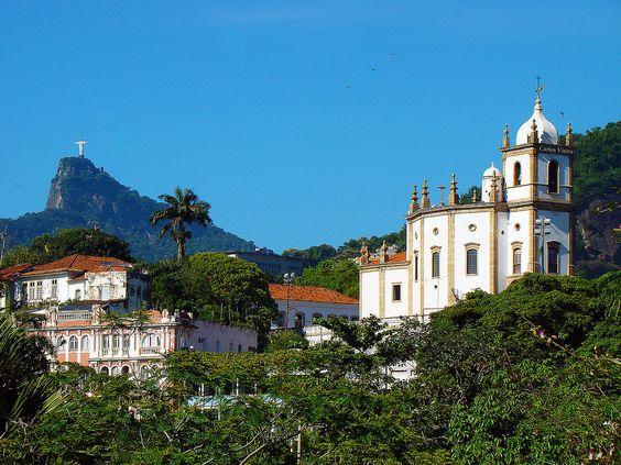 Rio de Janeiro Brasil - Outeiro da Glória