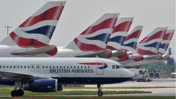 British Airways owner IAG reports first-quarter profit