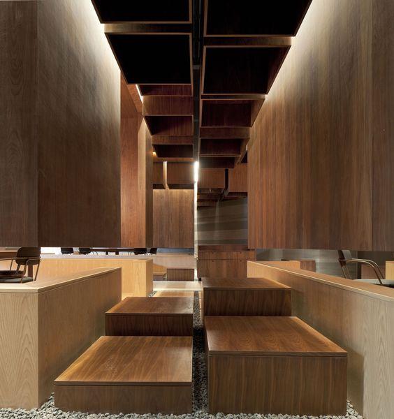 Hotel in Zhengzhou von Neri Hu / Begehbares Archiv - Architektur und Architekten - News / Meldungen / Nachrichten - BauNetz.de