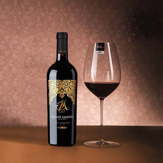 Rượu Vang M Limited Merlot Salento