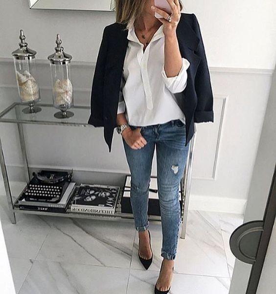 Деловой стиль! Модные образы для работы на каждый день!   BEAUTY&woman   Яндекс Дзен