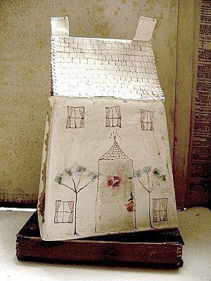Maison en papier