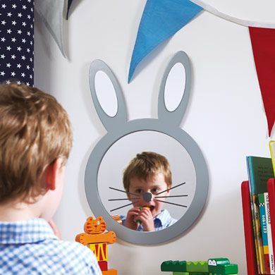 Rabbit Mirror