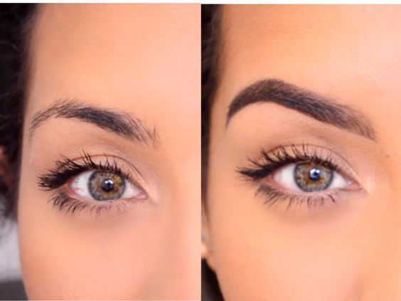 "Brow Routine ""Natural effect"" / Así Maquillo Cejas ♡Efecto Natural♡"
