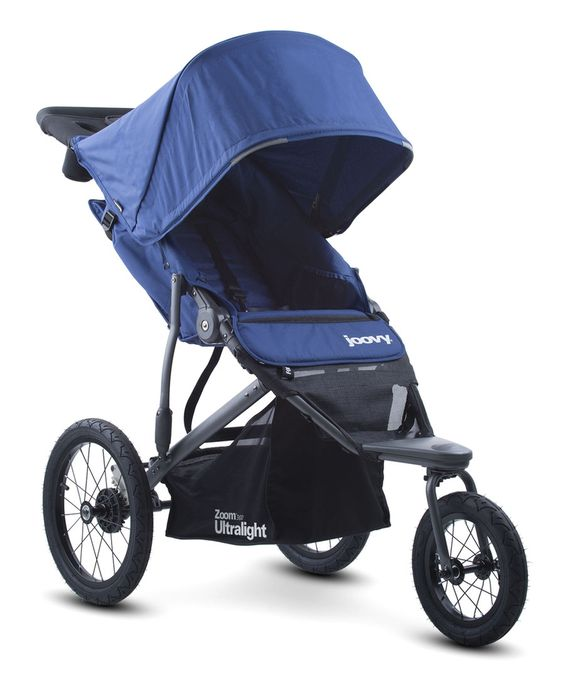 Look at this Blueberry Zoom 360 Ultralight Jogging Stroller on #zulily today!