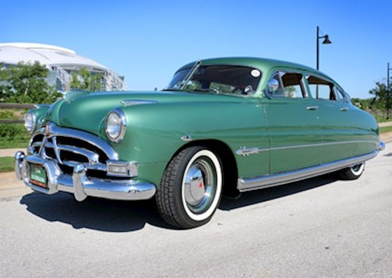 This Is One Immaculately Preserved 1951 Hudson Hornet We Get The