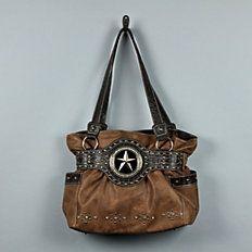 Rodeo Star Tote Handbag