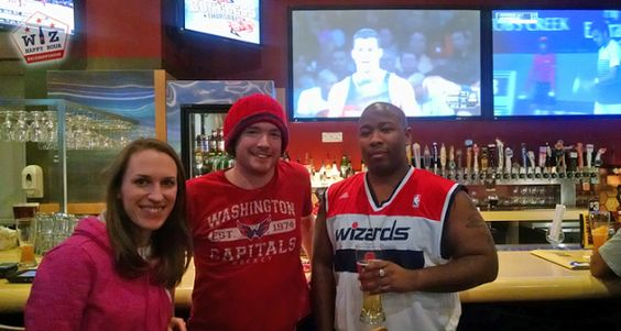 Ate so many wings I was hungover in the morning. That plus the Wizards win and game audio made our trip to Buffalo Wild Wings in Dulles a...win? Here's the scoop...