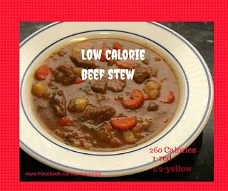 LORI'S LOSING IT by Lori Mudd: 21 Day Fix Approved Low Calorie Beef Stew