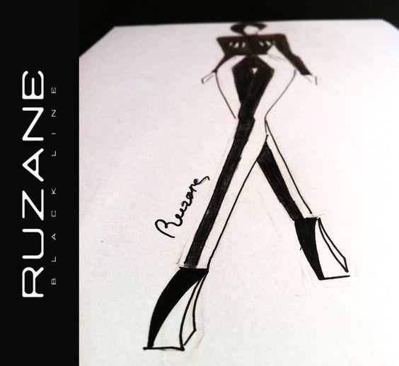 Sketch by Ruzane