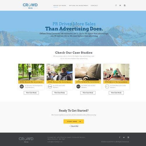 Re Design 3 Pages Web Page Design Contest Design Web Page Kyleib In 2020 Contest Design Webpage Design Page Design