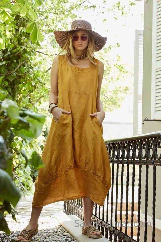 Bohem Yazlik Elbise Modelleri Ve Otantik Tarz Kiyafetler 2020 Elbise Modelleri Bohem Elbise Elbise