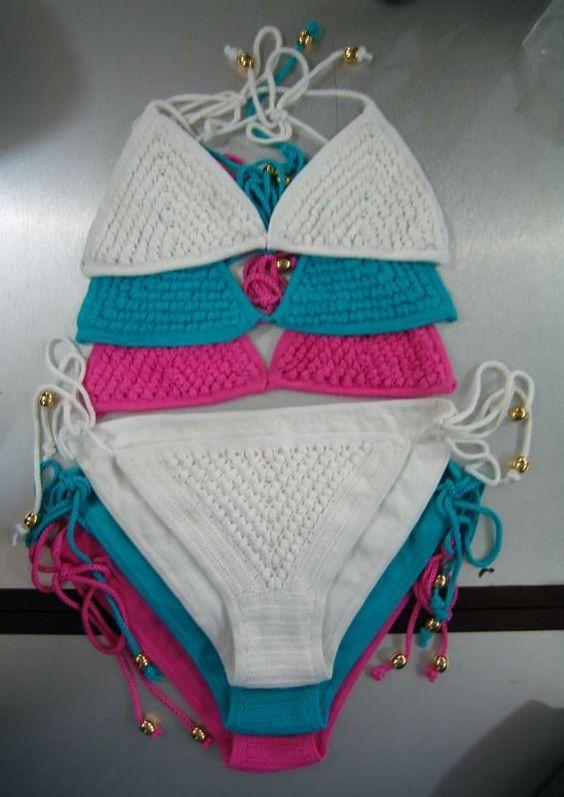 Crochet lingerie pattern, Crochet lingerie and Lingerie ...