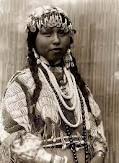 Traditionele indiaanse bruid.