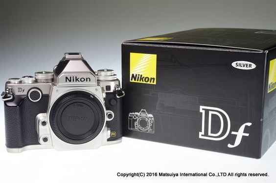 NIKON Df Body 16.2 MP Digital Camera Very Low 1548 Shutter count Excellent…