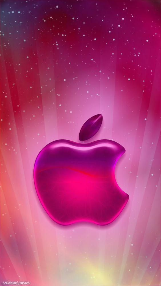 Apple Girly Iphone Wallpaper Hd Iphone Wallpaper Girly Apple Logo Wallpaper Iphone Wallpaper
