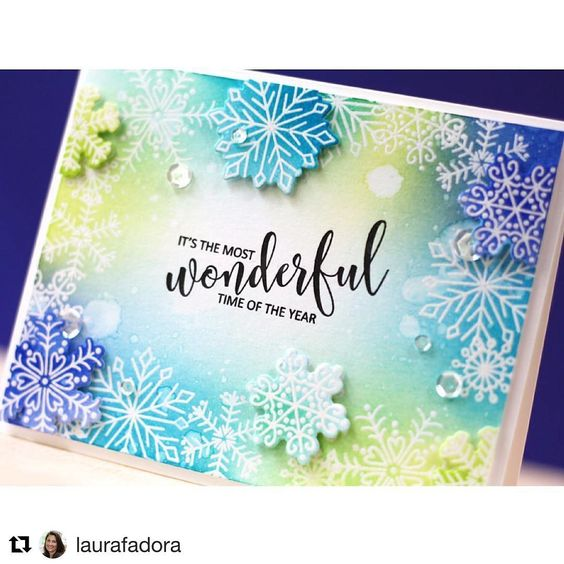 #Repost @laurafadora with @repostapp ・・・ Another gorgeous STAMPtember…: