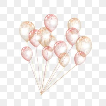 Balloons Png Vector Psd And Clipart With Transparent Background For Free Download Pngtree Birthday Balloons Pink Balloons Balloons