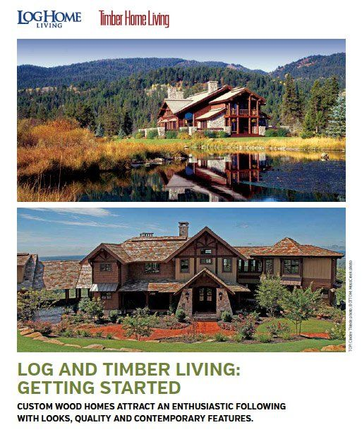 Lakefront Ii Log Cabin Plan By Appalachian Log Structures Inc Timber House Log Homes Log Cabin Plans