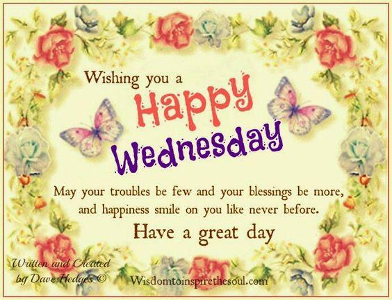 happy Wednesday!!!!