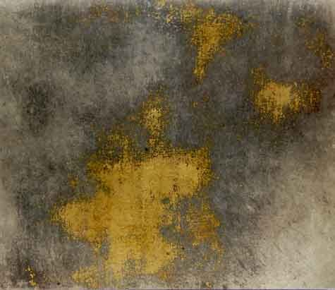A Little Gold Leaf With Your Antique Patina Artistry By