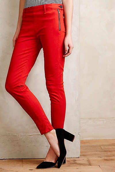 McGuire Matador Side-Zip Jeans